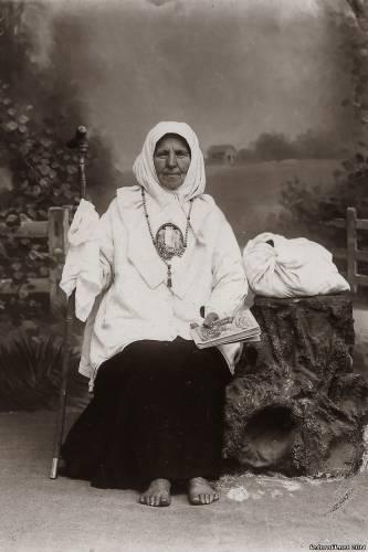 Блаженная Матронушка Босоножка Петербургская