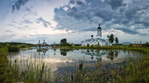 Крыпецкой монастырь
