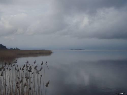 Путешествие на Псковское озеро