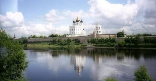 Псков.Кремль.